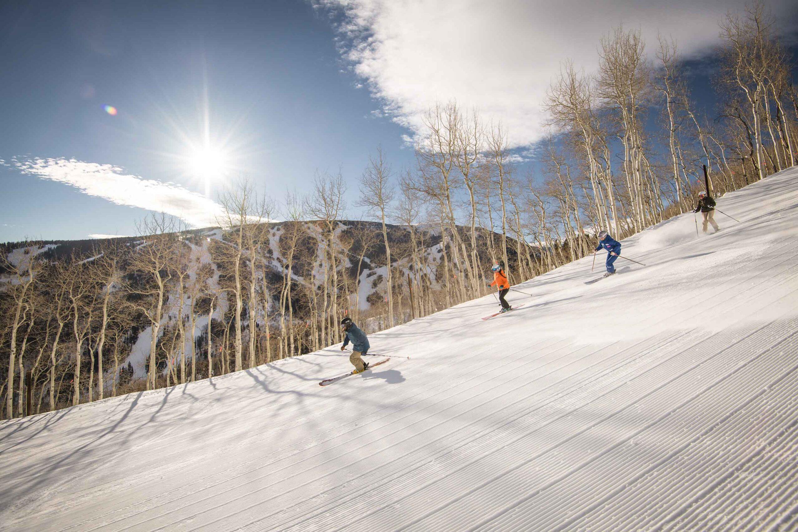 Beaver Creek Skiers